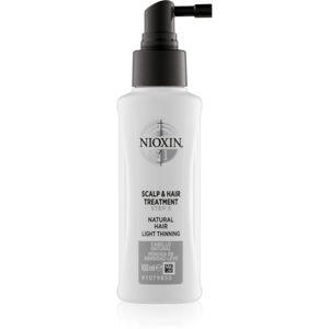 Nioxin System 1 bezoplachová péče pro jemné nebo řídnoucí vlasy 100 ml