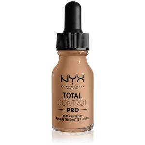 NYX Professional Makeup Total Control Pro make-up odstín 12 - Classic Tan 13 ml