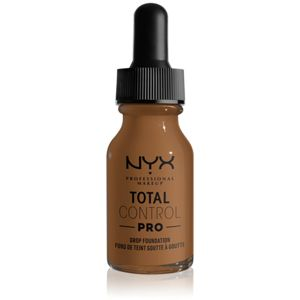 NYX Professional Makeup Total Control Pro Drop Foundation make-up odstín 17.5 - Sienna 13 ml