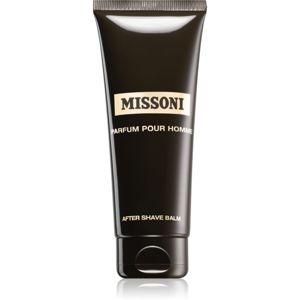 Missoni Parfum Pour Homme balzám po holení pro muže 100 ml
