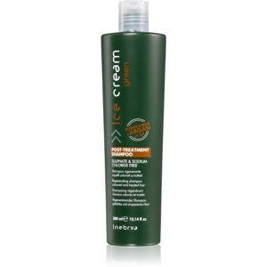 Inebrya Green hloubkově regenerační šampon pro barvené a poškozené vlasy 300 ml