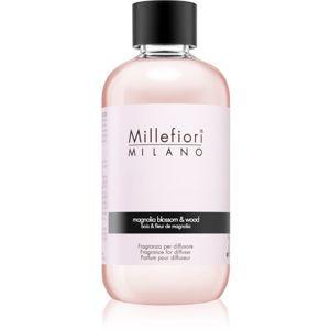 Millefiori Natural Magnolia Blossom & Wood náplň do aroma difuzérů 250 ml