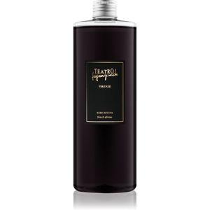 Teatro Fragranze Black Divine náplň do aroma difuzérů (Black Divine) 500 ml