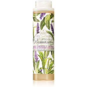 Nesti Dante Romantica Wild Tuscan Lavender and Verbena jemný sprchový gel 300 ml