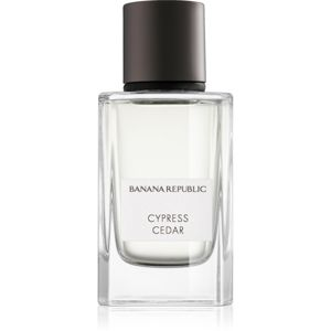Banana Republic Icon Collection Cypress Cedar parfémovaná voda unisex 75 ml
