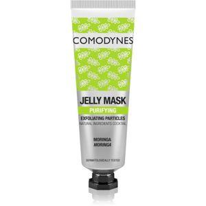 Comodynes Jelly Mask Exfoliating Particles gelová maska pro dokonalé vyčištění pleti 30 ml