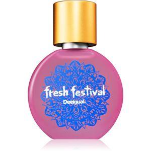 Desigual Fresh Festival toaletní voda pro ženy 30 ml