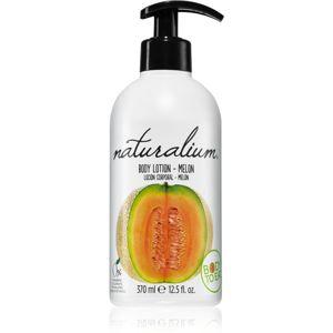 Naturalium Fruit Pleasure Melon vyživující tělové mléko 370 ml