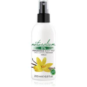 Naturalium Fruit Pleasure Vanilla osvěžující tělový sprej 200 ml