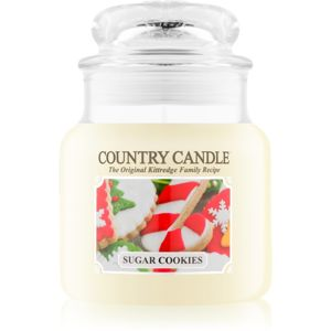 Country Candle Sugar Cookies vonná svíčka 453 g
