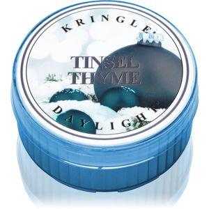 Kringle Candle Tinsel Thyme čajová svíčka 42 g