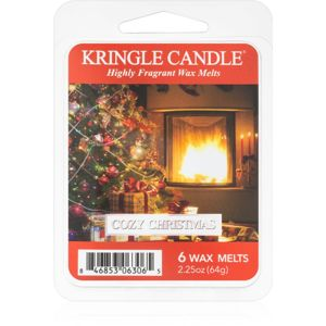 Kringle Candle Cozy Christmas vosk do aromalampy 64 g