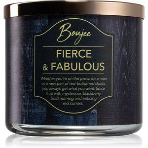 Kringle Candle Boujee Fierce & Fabulous vonná svíčka 411 g