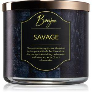 Kringle Candle Boujee Savage vonná svíčka 4111 g