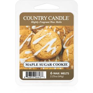 Country Candle Maple Sugar & Cookie vosk do aromalampy 64 g