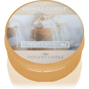 Kringle Candle Pumpkin Cheescake čajová svíčka 42 g