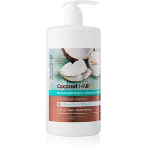 Dr. Santé Coconut šampon s kokosovým olejem pro suché a křehké vlasy 1000 ml