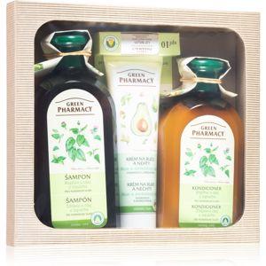 Green Pharmacy Herbal Care dárková sada (pro normální vlasy)