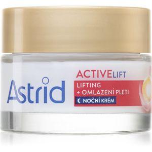 Astrid Active Lift noční liftingový krém s omlazujícím účinkem 50 ml