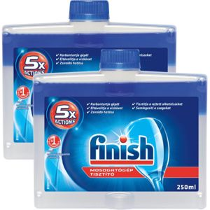 Finish Dishwasher Cleaner Original čistič do myčky DUO BALENÍ