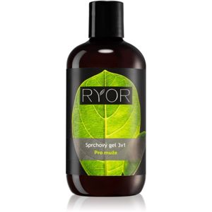 RYOR Men sprchový gel 3 v 1 250 ml