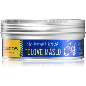 Saloos Bio Butter šlehané švestkové máslo švestkové 150 ml