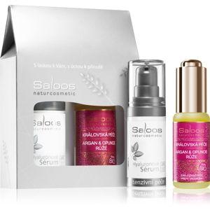 Saloos Růže & Hyaluronové sérum dárková sada pro ženy