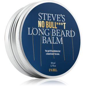Steve´s No Bull***t Long Beard Balm balzám na vousy 50 ml