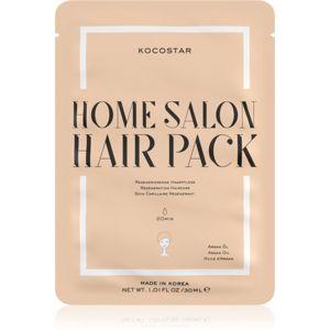 KOCOSTAR Home Salon Hair Pack regenerační a hydratační maska na vlasy 30 ml