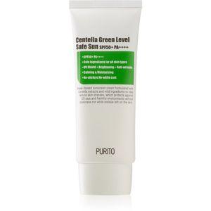Purito Centella Green Level ultra lehký opalovací krém na obličej a tělo SPF 50+ 60 ml