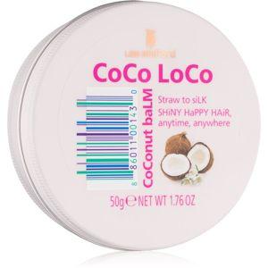 Lee Stafford CoCo LoCo balzám pro suché a poškozené vlasy 50 ml