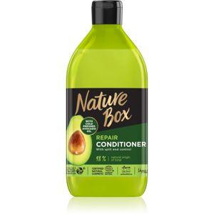 Nature Box Avocado hloubkově regenerační kondicionér na vlasy 385 ml