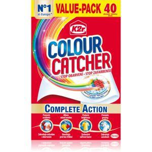 K2r Colour Catcher ubrousky zabraňující obarvení prádla 40 ks