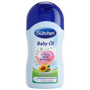 Bübchen Baby pečující olej pro citlivou pokožku 400 ml