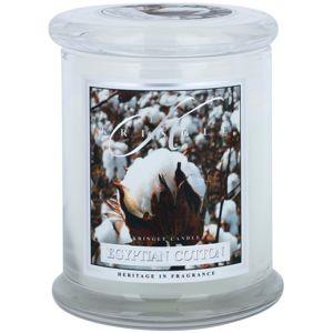 Kringle Candle Egyptian Cotton vonná svíčka 411 g