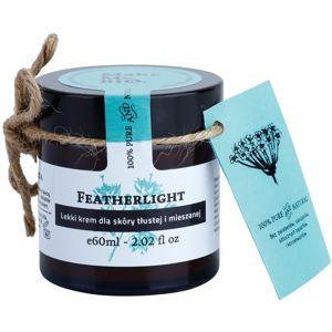 Make Me BIO Face Care Featherlight lehký krém pro mastnou a smíšenou pleť 60 ml
