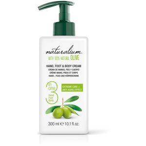 Naturalium Olive tělový krém 300 ml