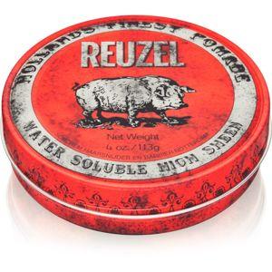 Reuzel Hollands Finest Pomade High Sheen pomáda na vlasy s vysokým leskem 113 g