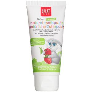 Splat Kids přírodní zubní pasta pro děti příchuť Strawberry & Cherry 50 ml