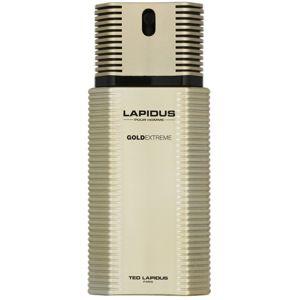 Ted Lapidus Gold Extreme toaletní voda pro muže 100 ml
